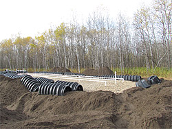 Septic Field Design & Installation
